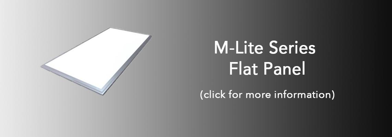 Flat Panel Product Slider